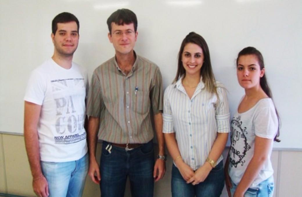 Colaboradores do Departamento Técnico da Lajes Patagonia participam do Curso Técnico em Eberick, em Florianópolis
