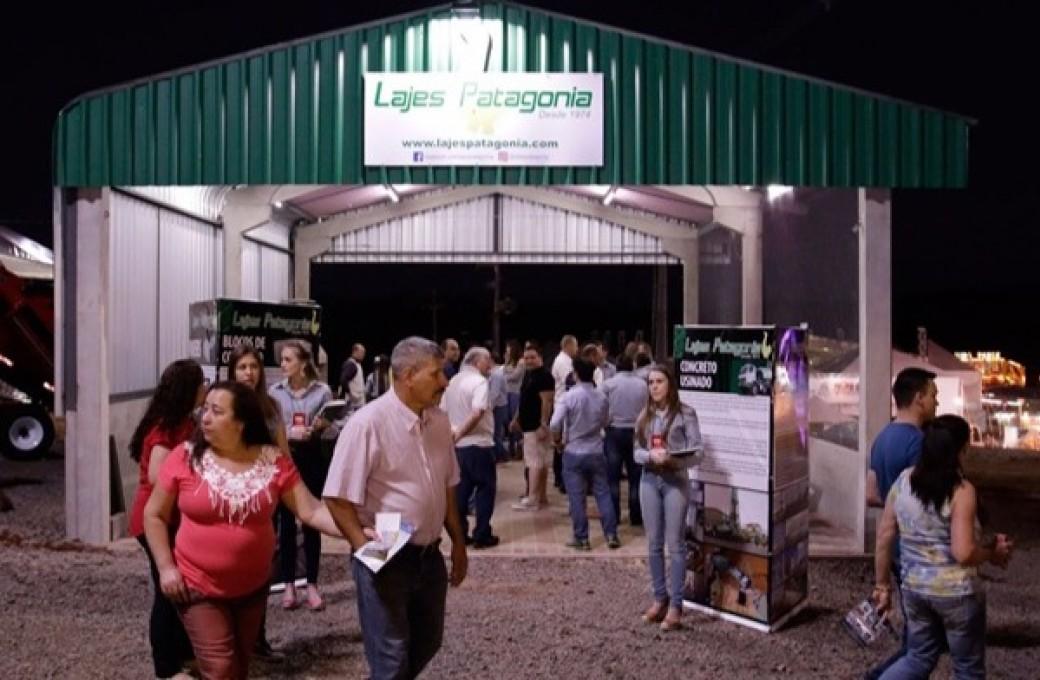 Lajes Patagonia apresentará seus produtos e serviços na Femult