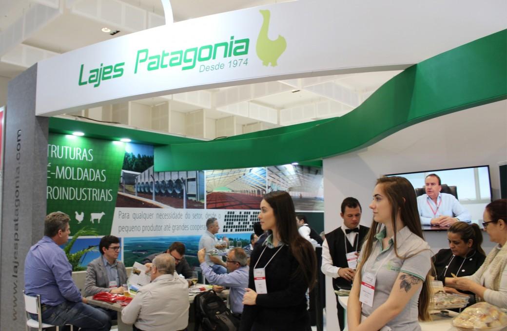 Lajes Patagonia estará na AveSui 2019. Evento começa na próxima terça-feira