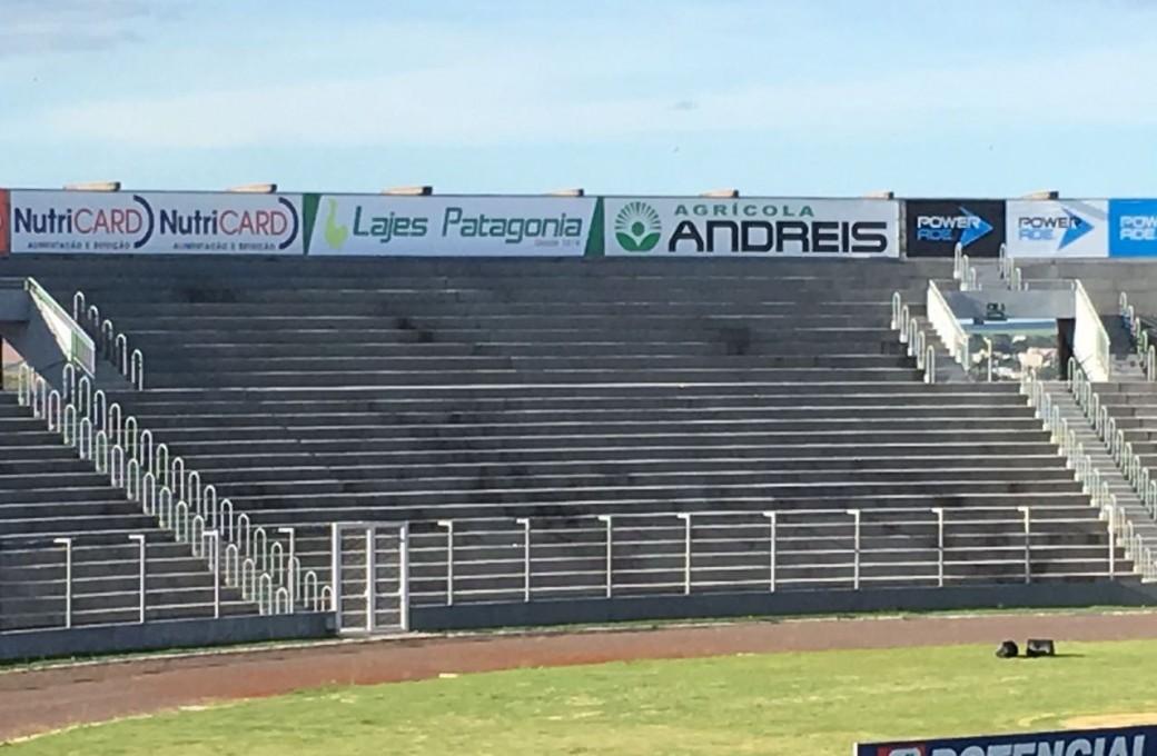 Lajes Patagonia incentiva o esporte do FC Cascavel
