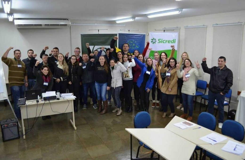 Lajes Patagonia oportuna a colaboradores curso de excelência no atendimento