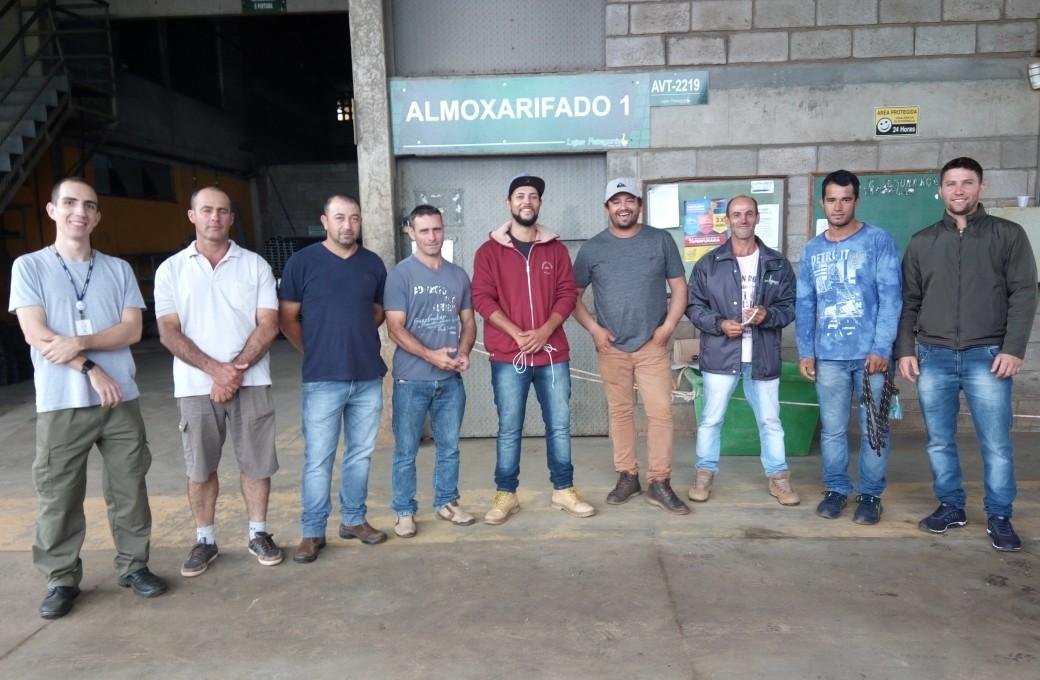 Lajes Patagonia promove treinamento sobre NR 35
