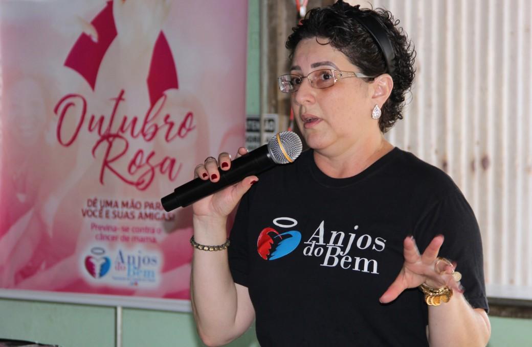 Outubro Rosa é tema de conscientização na Lajes Patagonia