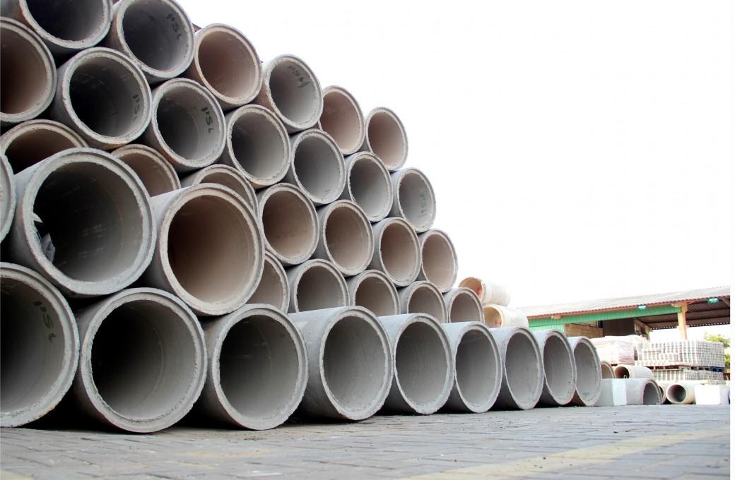 Tubos de concreto Lajes Patagonia