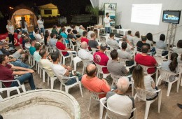 Argamassa e concreto foi tema de palestra em Happy Hour da Lajes Patagonia