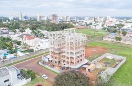 Edifício multifamiliar com 7 pavimentos em Foz do Iguaçu