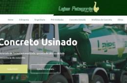 Lajes Patagonia lança novo layout de site mais dinâmico e atrativo