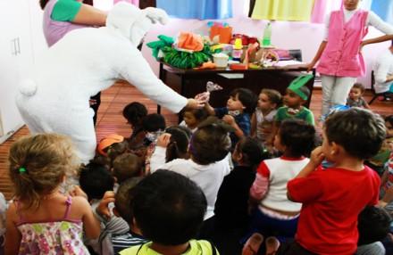 Lajes Patagonia proporciona Páscoa mais doce para as crianças - Lajes Patagonia