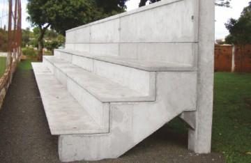 Artefatos de Concreto - Arquibancadas - Lajes Patagonia