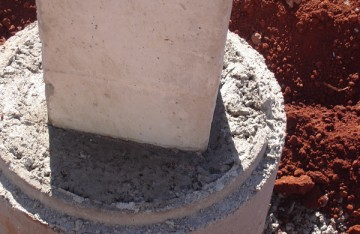 fundação, estrutura pré-moldada, galpão, pre-moldado
