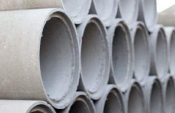 tubos de concreto simples e armados